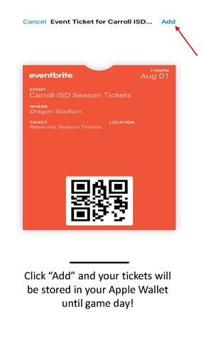 Eventbrite Instructions