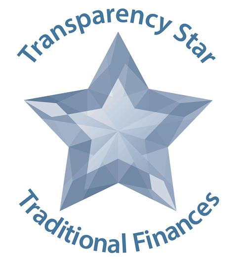 Traditional Finance Star