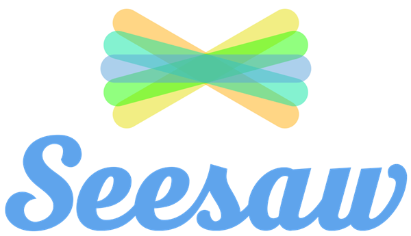Seesaw is Carroll's PK-4 learning management system solution.