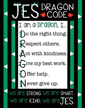 JES Dragon Code