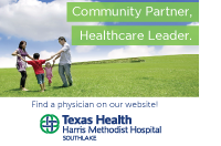 Texas Health Harris Ad